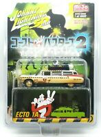"""1959 CADILLAC AMBULANCE ECTO-1A """"GHOSTBUSTERS 2"""" 1/64 JOHNNY LIGHTNING JLCP7204"""