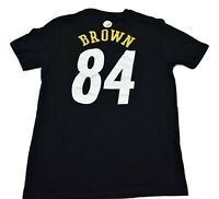 NFL Youth Boys Pittsburgh Steelers Antonio Brown Shirt New L (14-16)