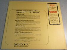 SCOTT BRITISH EUROPE #2 1980 SUPPLEMENT WITH FREE SHIPPING!!!