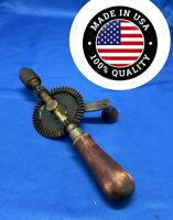 Vintage Yankee Hand Drill No.1431A North Bros. Mfg. Co. Made in USA