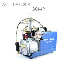 NEW Electric Compressor Air Pump Rifle PCP Pump 30MPa High Pressure System