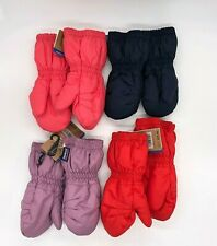 Patagonia Baby Infant Puff Mitts Mittens Gloves Multi-color 0-24m NWT MSRP$39