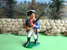 Painted Plastic American 1:32 1751-1815 Toy Soldiers
