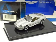 Auto Art 1/43 - Aston Martin DB7 Vantage Silver