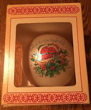 Essex Franke Company Collectors Series Christmas Ornament Home For The Holidays