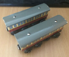 Authentic Learning Curve Wooden Thomas Train Retired Express Coaches!