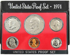 1974 S US Mint Proof Coin Set