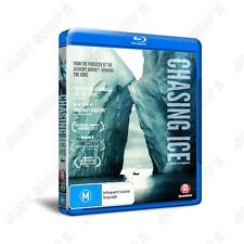Chasing Ice : Glacier / Environment Documentary : New Documentary Blu-ray