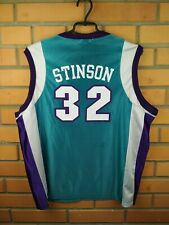 Charlo 00004000 tte Sting Andrea Maria Stinson jersey Wnba size medium shirt Champion