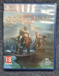 God of War (Sony PlayStation 4, PS4, 2018)
