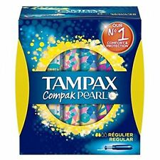 Tampax Compak Pearl Regular 8 Pack