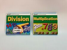 Snap! Division & Multiplication Kids Learning Teaching Game PC Mac Software (F2)