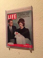Vintage Life Magazine, December 19, 1960 - John F. Kennedy Jr.'s christening