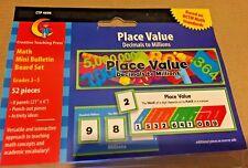 CTP Place Value Decimals to Millions Common Core Math Mini Bulletin Board Set