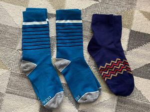 3 X Rapha Merino Wool Cycling Socks - Mens Medium