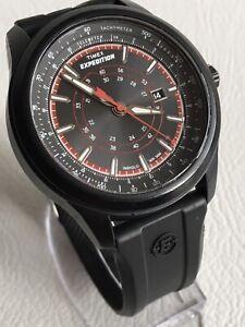 Timex Expedition Indiglo WR 50 905 Vintage Outdoor Herrenuhr Armbanduhr Uhr