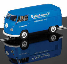 Scalextric C3645 Volkswagen Panelvan - slot car with working head & tail lights