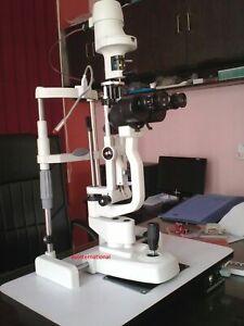 Ophthalmology HAAG-STREIT 2 Step Slit Lamp H SERIES -Y98 free shipping