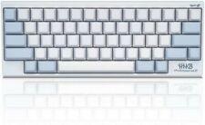 Pfu Happy Hacken Tastatur Professional 2 TYPE-S Nein Mark / Weiß PD-KB400WNS Ems