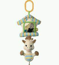 Sophie la girafe musicale avec cadre photo