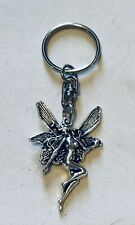 Fairy Keyring Key Chain New In Gift Pouch. Fairies Faerie Pixies
