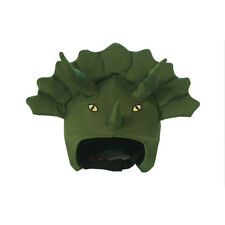 COOLCASC TRICERATOPS ANIMAL  BOARDING HELMET COVER COOL CASC SHOW TIME