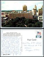 TEXAS Postcard - San Antonio, The St. Anthony Hotel L37