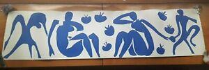 Henri MATISSE Women and Symbols Monkeys Serigraph 1952 Nouvelles Images France