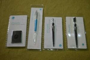 Lot of 4 Tools for SILHOUETTE CAMEO etc