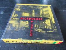 FILM 8MM VINTAGE EROTIC : PRODUCTIONS PARIS PIGALLE : PICKPOCKET PIGALLE – STRIP