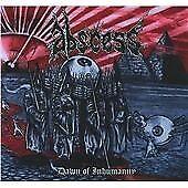 Abscess - Dawn of Inhumanity (2010)  CD  NEW/SEALED Digibook  SPEEDYPOST