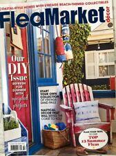 FLEA MARKET DECOR AUG  SEPT 2019 garden living journal french style cottage