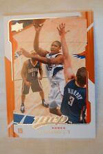 """NBA CARD - Upper Deck - """"MVP Series"""" - Al Horford - Hawks"""