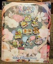 Walt Disney World WDW Happy Easter 2003 SET x10 RARE with CARD !
