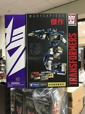 EMS HASBRO Transformers Masterpiece MP-02 GENERATIONS SOUNDWAVE W/ 5X CASSETTES