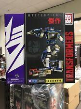 AU ! HASBRO Transformers Masterpiece MP-02 GENERATIONS SOUNDWAVE W/ 5X CASSETTES