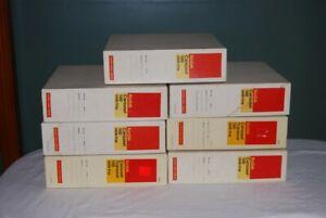 Lot of 700 Vintage Kodak Slides 1960's-70's 7 Boxed Carousel Slide Trays.
