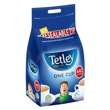 One Cup Tea Bags - Pack of 440 NWT006P TETLEY