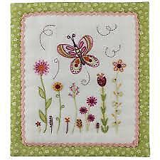 Quand le printemps s'en mêle - n°4 Papillons - Spring no.4 Butterflies  - Embroi