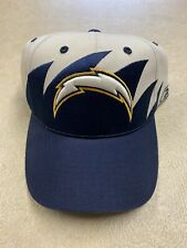 New listing Vintage Reebok San Diego Chargers Shark Tooth