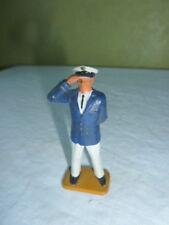 Figurine Plastique Militaire Capitaine de Marine