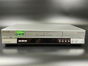 Panasonic VHS VCR NV MV 20 2 HEAD Player Recorder PAL MESECAM NTSC