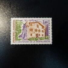 ANDORRA FRANCÉS N°289 LA MAISON VALLES NEUF MNH