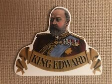 Pequegnat King Edward Antique/Collectable Clock Decal Replacement  25 Available