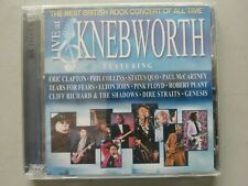 LIVE AT KNEBWORTH 2 CD PAUL MCCARTNEY GENESIS PINK FLOYD ROBERT PLANT NEW SEALED