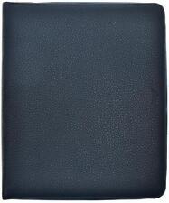 Brioni iPad Zip-Case Credit Card Document Holder Leather Blue 03WA0158 $2395