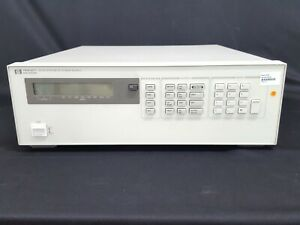 HP/Agilent/Keysight_ 6623A :Power Supply with options 700 750(0204)