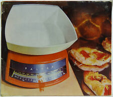 VINTAGE SALTER COMPACT 32 KITCHEN SCALE - MADE IN ENGLAND - IN BOX