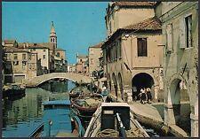 AA4578 Venezia - Provincia - Chioggia - Riva Vena - Cartolina postale - Postcard