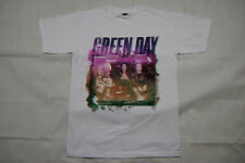 GREEN DAY OLD SCHOOL T SHIRT NEW OFFICIAL DOOKIE NIMROD INSOMNIAC WARNING UNO!
